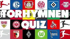 TORHYMNEN QUIZ  ⚽ Fußball Quiz 2018