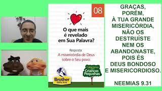 Catecismo para Crianças Pequenas - Pergunta 08
