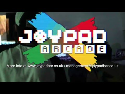 Joypad Arcade - UK based retro gaming private hire service!