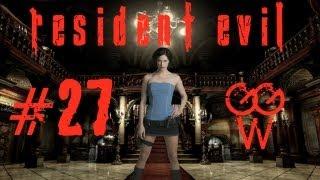 Resident Evil [Jill] Walkthrough/Commentary Part.27