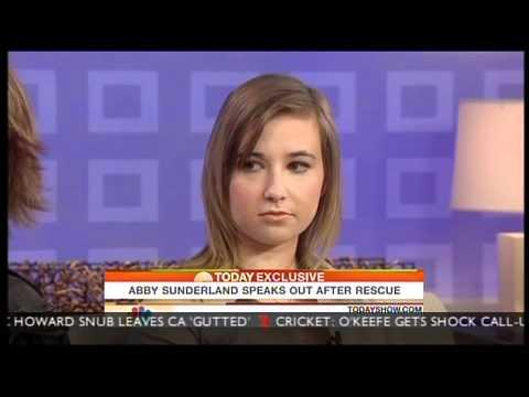 Abby Sunderland - NBC Today Show