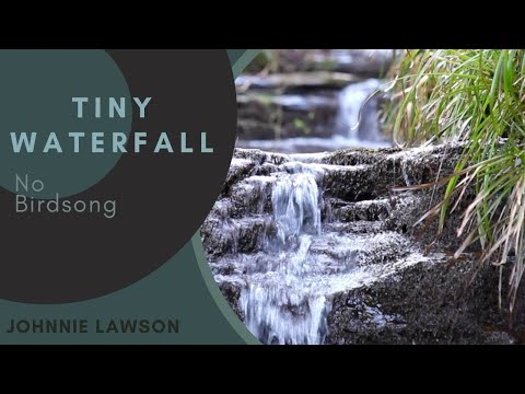8 Hours Nature Sounds Relaxation-Sound of Waterfall-Relaxing Meditation W/O Birdsong-Calming