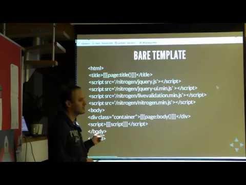 Roman Galeev: Erlang and Nitrogen web framework