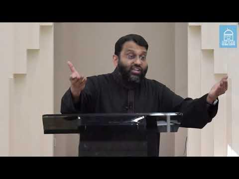 The 5 Step Prophetic ﷺ Plan | Shaykh Dr. Yasir Qadhi | Jumuah Khutbah