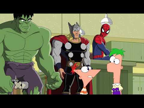 phineas-and-ferb-|-mission-marvel---part-1-|-disney-xd