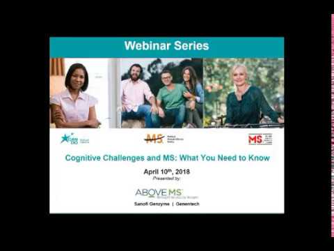 Cognitive Challenges and MS What You Need to Know