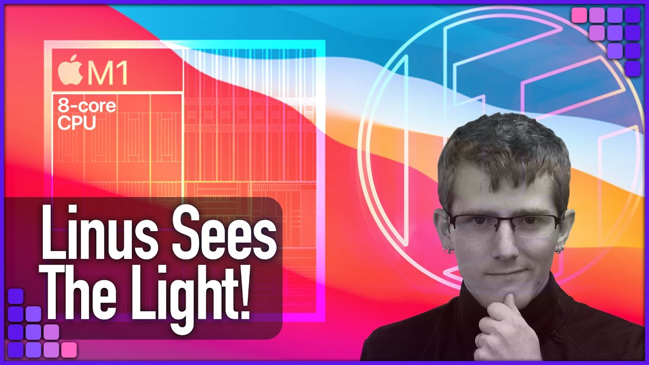 Windows on M1 & Linus Likes Apple Silicon!