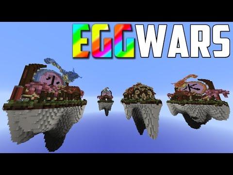 valla partida de eggwars! w/iturbodegamer