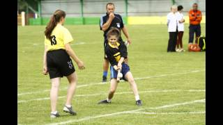 Campionatele Nationale de Oina rezervat fetelor editia I