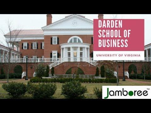 Rendezvous with University of Virginia, Darden School of Business