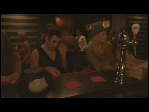 GRAY MATTERS movie: Bar Scene pt 1 of 2 (Heather Graham & Alan Cumming meet Rachel Shelley)