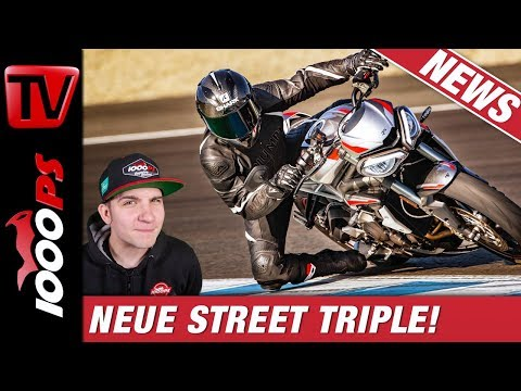 Neue Triumph Street Triple RS 2020
