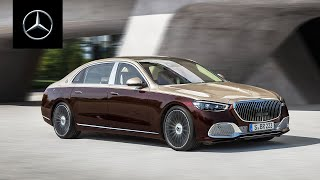 Digital World Premiere of the New Mercedes-Maybach S-Class