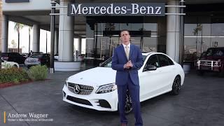 The 2019 Mercedes-Benz C300 Review | C-Class Walkaround