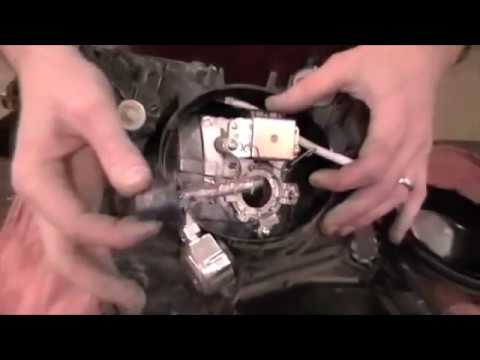 2007 Toyota Prius Hid Headlight Change Part 1