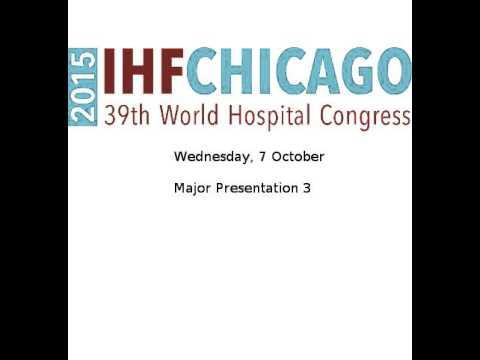 2015 Chicago Congress Wednesday, 7 October  Major Presentation 3