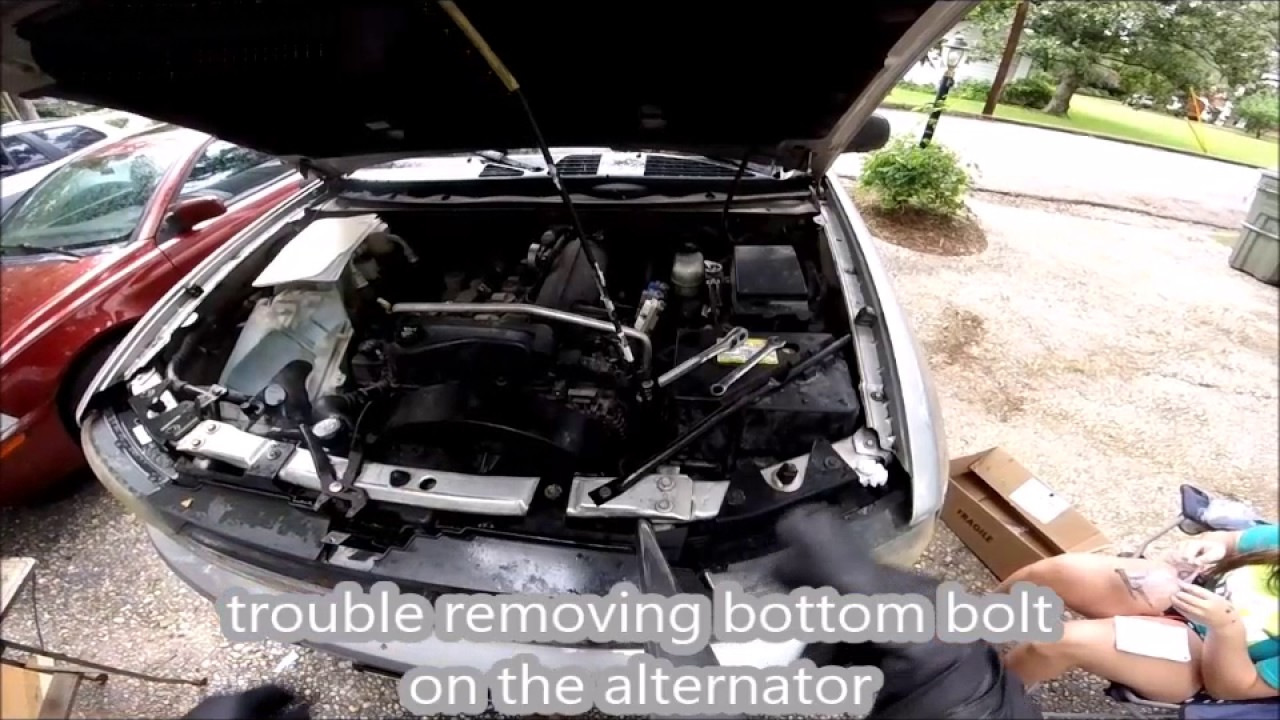 small resolution of 2004 chevrolet trailblazer 4 2l i6 day 1 head gasket replacement