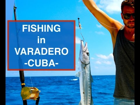 GREAT FISHING TOUR IN VARADERO - CUBA -