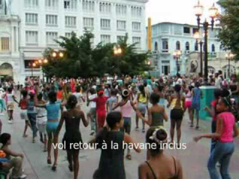 Festival del Caribe 2009. Voyage et stage à Santiago de Cuba