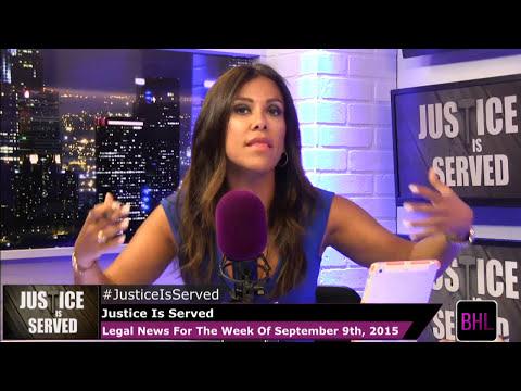 Kim Davis Released? Tom Brady Wins Deflategate & Legal News | BHL's Justice Is Served