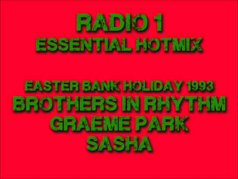 Radio 1 Essential Hotmix - Easter Bank Holiday Weekend - 199