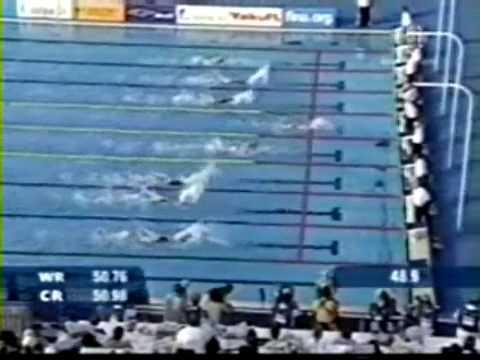 ian-crocker-100m-fly-world-record