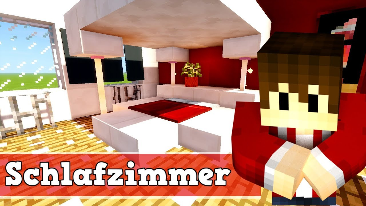 wie baut man ein modernes schlafzimmer in minecraft minecraft schlafzimmer bauen deutsch youtube. Black Bedroom Furniture Sets. Home Design Ideas