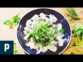 絶品!春の薬味と鯛のカルパッチョの作り方 Fish Carpaccio Japanese Food