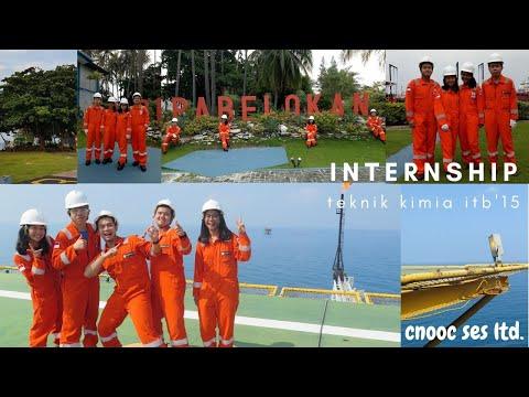 Internship ChE ITB x CNOOC