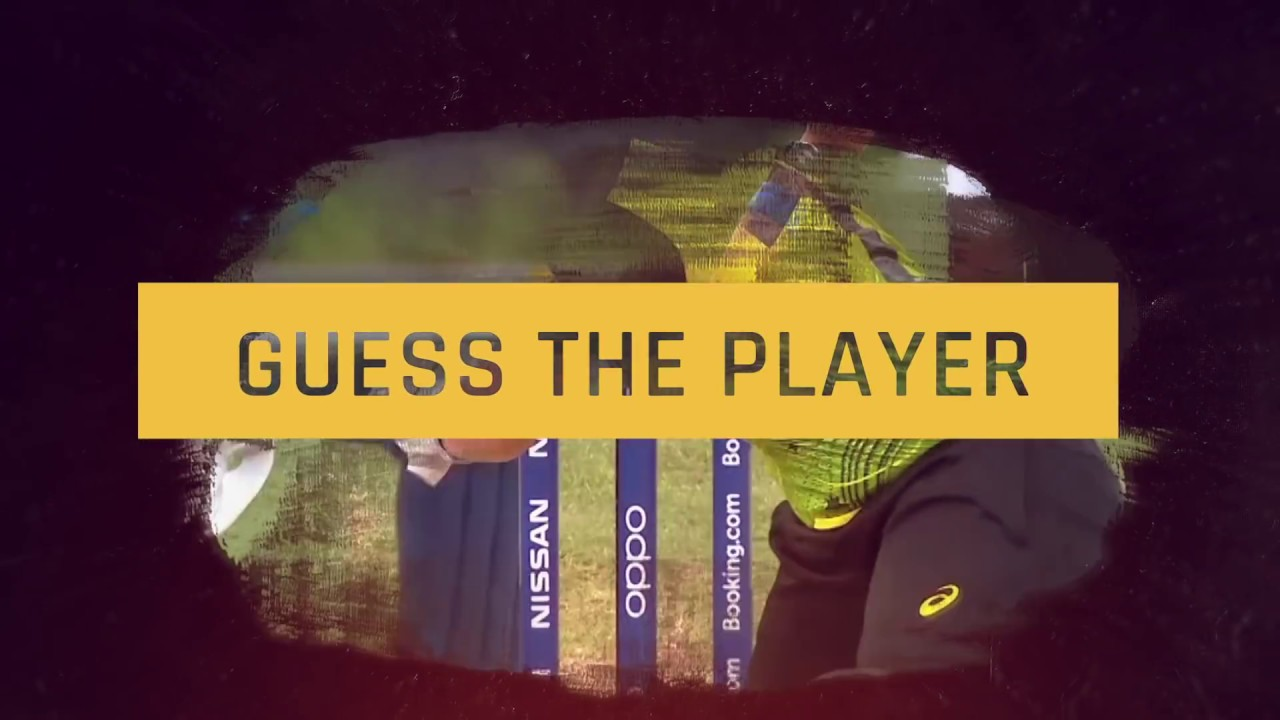Isolation Quiz: Who's the player?