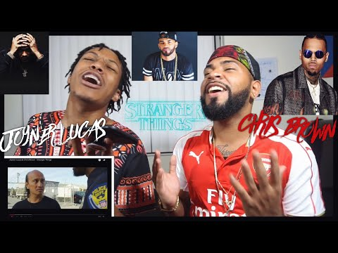 Joyner Lucas & Chris Brown - Stranger Things | FVO Reaction