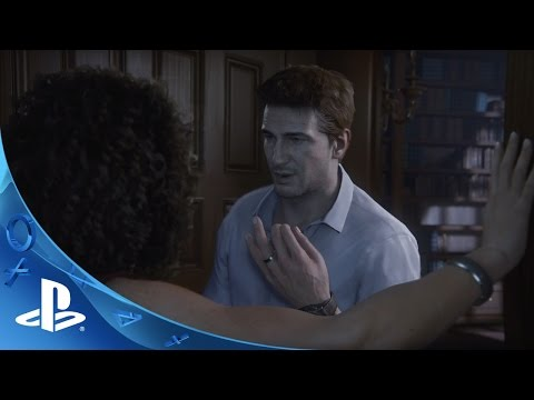 UNCHARTED 4: A Thief's End - The Game Awards Trailer | PS4