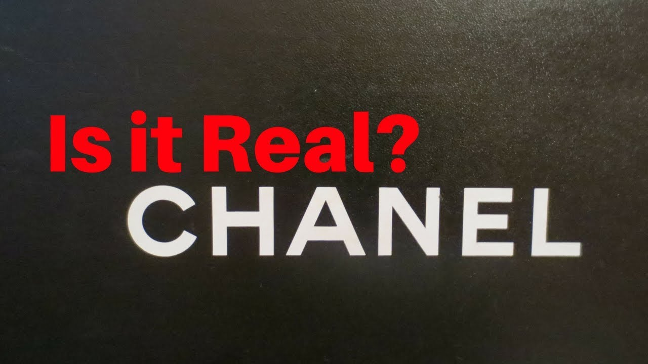 e2c28132cec565 FAKE CHANEL!?! | Is My Chanel Reissue Flap Bag from eBay a Replica? :(