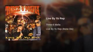 Three 6 mafia - be a witness instrumental