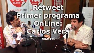Retweet Online - Programa 1: Carlos Vera