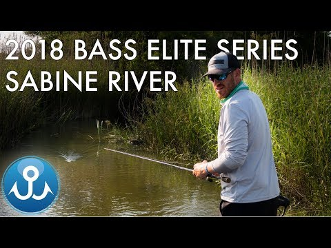 2018 Sabine River | Wheeler Fishing Episode 12