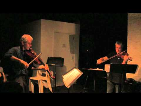 Garth Knox in duo with Mark Feldman