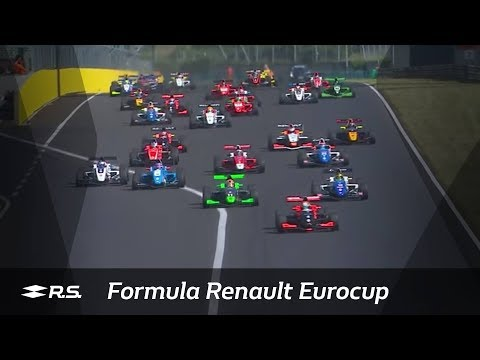 Formula Renault Eurocup 2017 - Hungaroring - Race 3