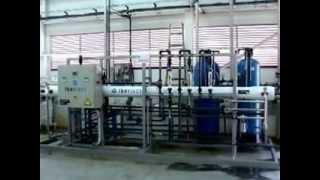 Iberlact Osmosis Inversa calderas Bebidas agua blanda