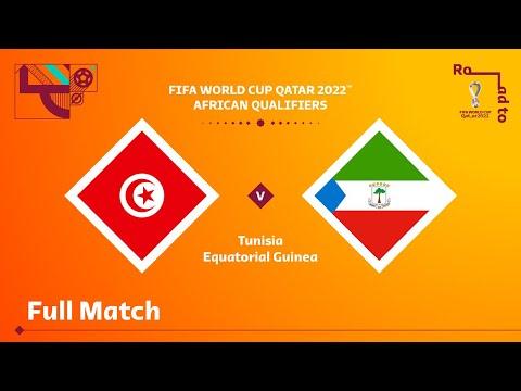Tunisia v Equatorial