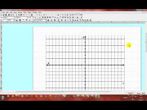 Mengambar koordinat dengan visio technical youtube mengambar koordinat dengan visio technical ccuart Gallery