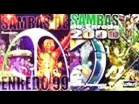 🎵 Grandes Sambas Enredo Especial (Carnaval Rio 1998 - 1999 - 2000) 🎵