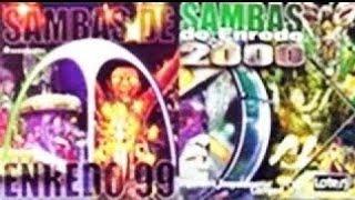 Baixar Grandes Sambas Enredo Especial (Carnaval Rio 1998 - 1999 - 2000)