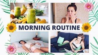 RUTINA DE MAÑANA en VERANO 2018 (REALISTA) MY MORNING ROUTINE | Museecoco