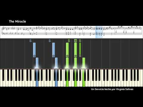 The Miracle / LDS / SUD Piano Tutorial