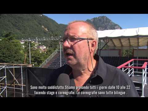 TITANIC - OPENAIR MUSICAL: Prove Palco (Italiano)