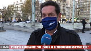 """Philippe Korcia (UPE 13) : """"Pas de remboursement du PGE"""""""
