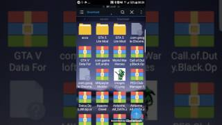 Download lagu How to extract ANY rar/obb file and install the apk!!