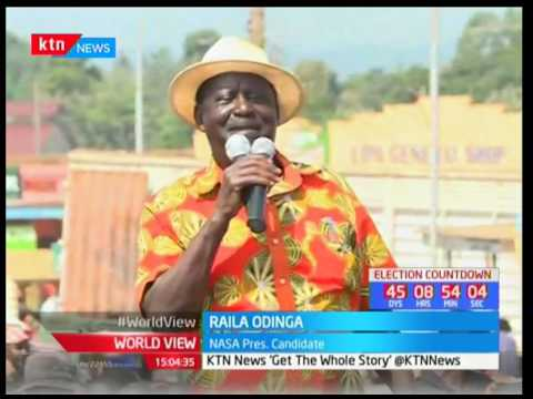 Raila Odinga reacts to Court of Appeal ruling