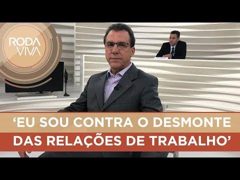Luiz Marinho é contra ou a favor da Reforma Trabalhista?